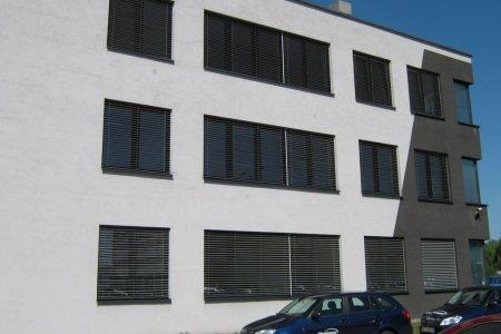 Eurocentrum - Żaluzje Fasadowe C80