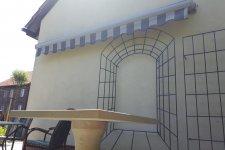 Markiza tarasowa LINEA-BOX