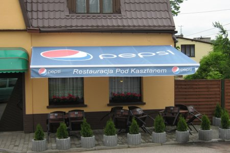 Restauracja Pod Kasztanem