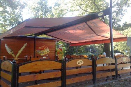 Restauracja w Parku Śląskim
