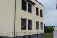 Żaluzje fasadowe Z90 - Pszczyna